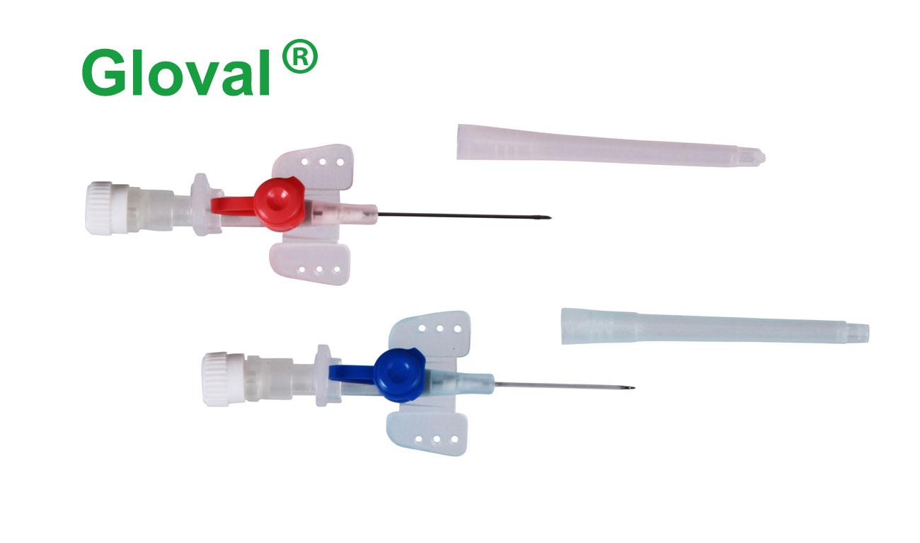 I.V. Catheter with Sylex Advantage