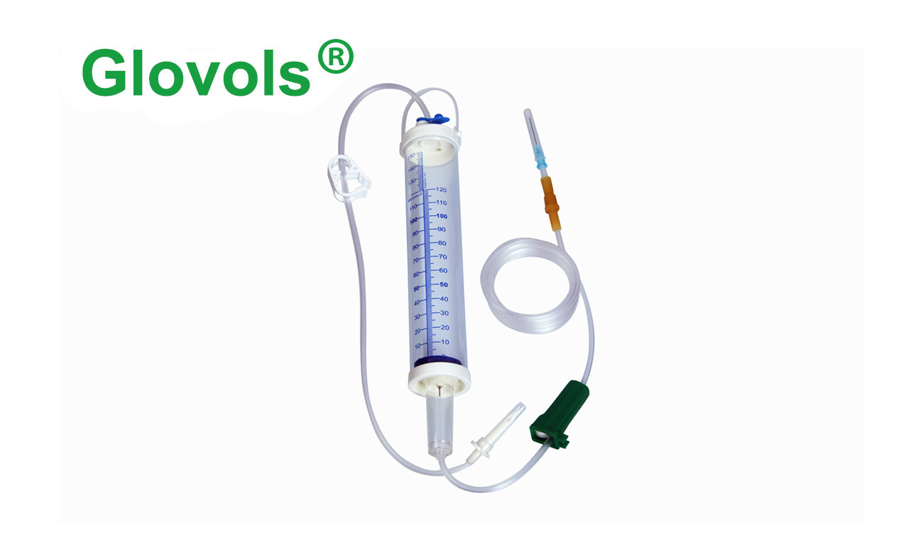 Measured Volume Fluid Infusion Set